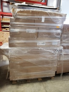 Large Pallet of Ceiling Tiles Assorted
