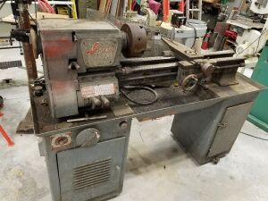 Logan Lathe 3 Phase
