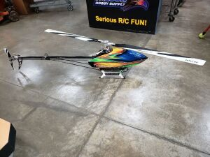 Precision 3D Aerobatic Expert Level R/C Helicopter – Align 800E Electric