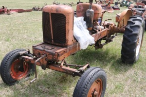 Allis Chalmers WD