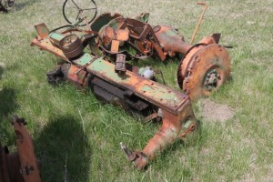 2 - Allis Chalmers RC Rear Ends