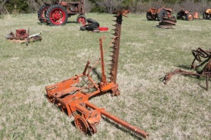 Allis Chalmers Mower for G