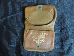 Early McCormick - Deering Farm Machines And Implements Coin Purse