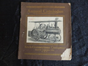 Keck - Gonnerman Company Annual Catalogue No. 25