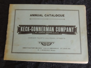 Keck - Gonnerman Company Annual Catalogue No. 34