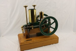 Canfield Engine- Scale Model
