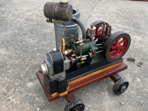 1/5hp Tom Senior Engine