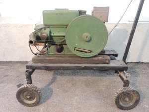 Massey Harris 2 hp
