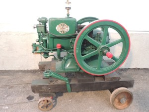 International M 1 1/2HP