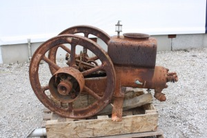 Galloway 6 HP parts engine