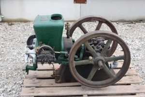 Worthington 1 1/2 HP