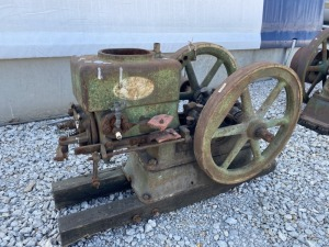 Waterloo Boy 2hp Gas Engine