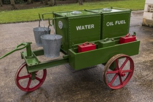 Saunderson Water and Fuel Cart