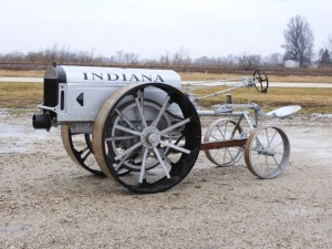 Indiana Tractor Orchard Model