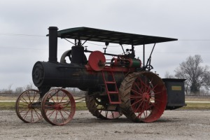 Nichols and Shepard Traction Engine 20-70