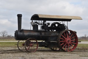 1919 Frick Traction Steam Engine