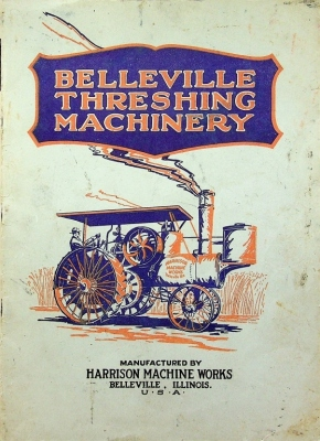 Harrison Machine Works, Threshing Machinery Catalog,