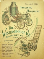 The Westinghouse Co., Threshing Machinery Catalog S 26