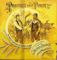 Aultman & Taylor Co., Engine Catalog, Prosperity And Power