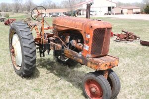 Allis Chalmers Styled WC