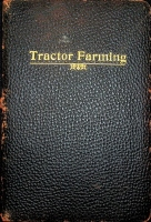 Book by E.R. Bowen, on Avery Company Tractor Farming