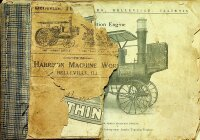 Harrison Machine Works, Belleville Threshing Machinery Catalog
