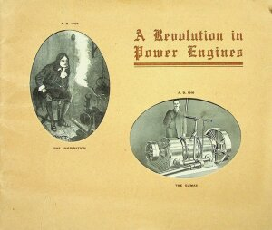 A Revolution in Power Engines