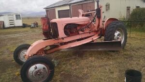 1947 Allis Chalmers Speed Patrol
