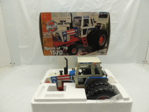 1/16th RC2 Case   Agri King Spirit of '76