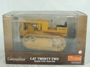 1/16th Norscot Caterpillar Twenty-Two