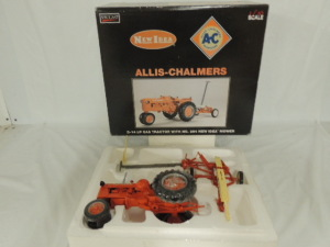 1/16th Spec Cast Allis-Chalmers (2)-pc. Set