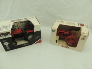 1/16th Scale Models Farmall/Case IH (2)-Farm Progress Show Edition tractors