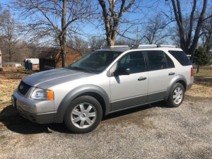 2006 Ford Freestyle Wagon AWD