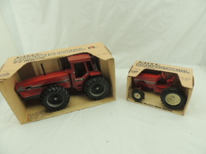 1/16th Ertl International (2)-tractors