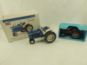 1/16th Scale Models Ford/Ferguson (2)-Collector Edition tractors w/3-pt. and fenders