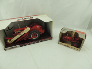 1/16th Ertl Farmall (2)-Special Edition tractors