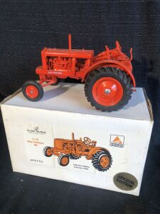 Allis-Chalmers WC 1/16th Scale Models Toy Tractor
