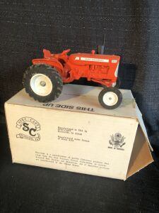 Allis-Chalmers D15 1/16th Spec-Cast Toy Tractor