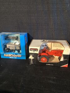 (2) Allis Chalmers Toy Lot
