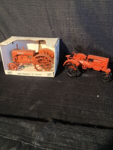 "(2) 1/16 Spec Cast Allis-Chalmers ""A"" and AC on Steele"