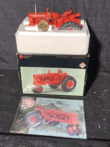 Allis-Chalmers 1/16th Model WD45 Diesel Precision Series by Ertl Toy Tractor