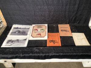 Allis-Chalmers Literature and Photo Lot