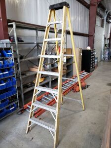 (1) 8FT Ladder Keller