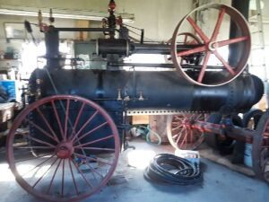 Watertown Portable Steam Engine