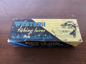 Western Fishing Lures No. V5410