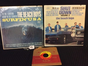 Beach Boys Shut Down Vol 2 / Surfin' USA / Cal. Girls