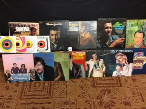 Country music lot
