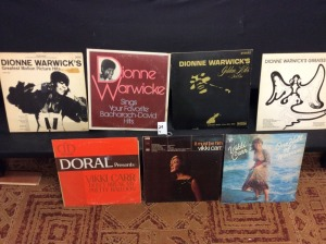 Dionne Warwick and Vikki Carr Collection