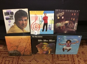 6 Lot various artisits