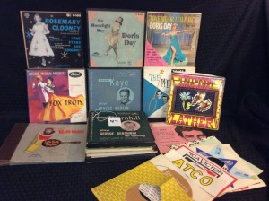 Vintage EMPTY record sleeves and boxes